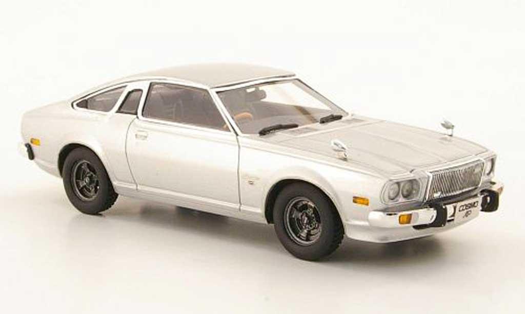 Mazda Cosmo 1/43 Hi Story AP Supercustom grise RHD 1975 miniature
