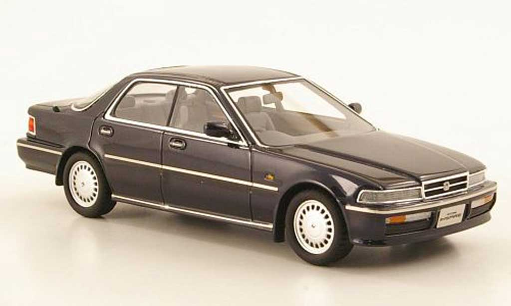 Honda Accord Inspire 1/43 Hi Story Inspire AX-i bleu RHD 1989 diecast model cars