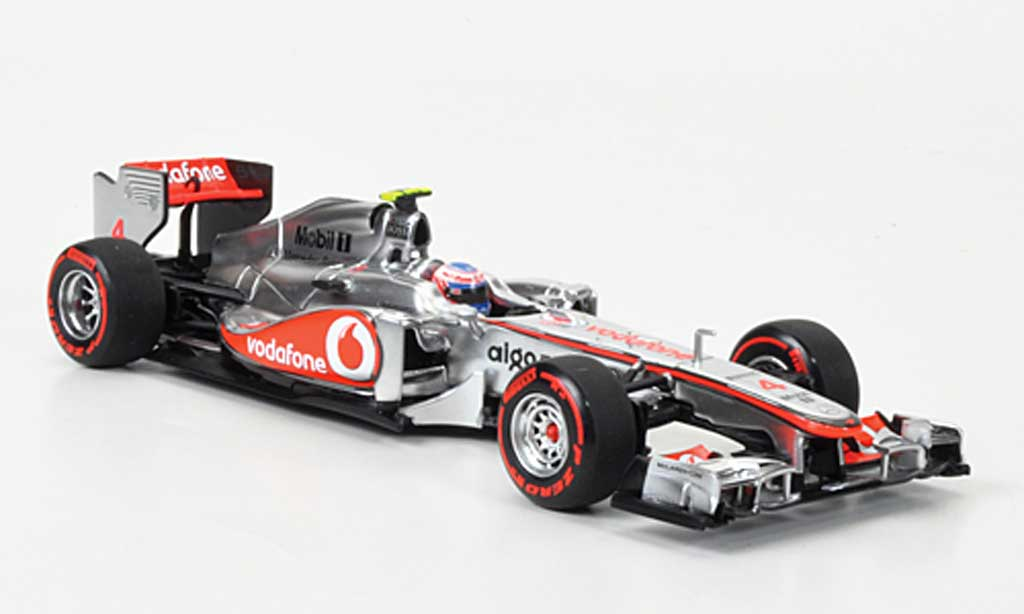 Mercedes F1 2011 1/43 Minichamps McLaren MP4-26 No.4 Vodafone J.Button GP Kanada miniature