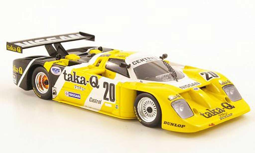 Nissan Lola 1/43 TrueScale Miniatures T810 R810V Z No.20 Taka-Q Fuji 1000 Km 1986 miniature