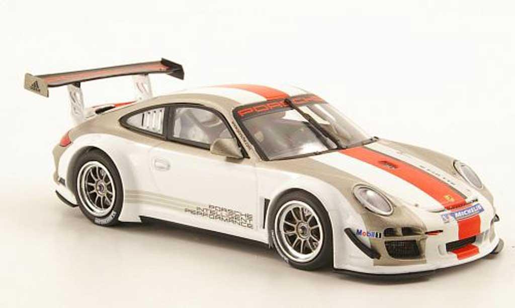 Porsche 997 GT3 1/43 Minichamps R 2011 (II) Prasentationsmodell miniature