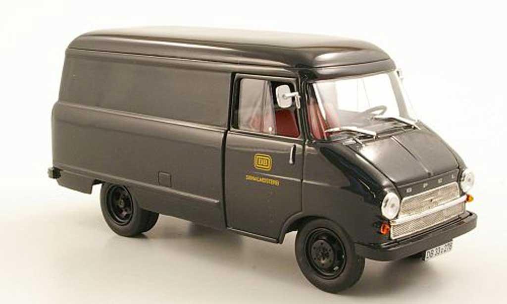Opel Blitz 1/43 Bing A Kasten DB-Signalmeisterei miniature