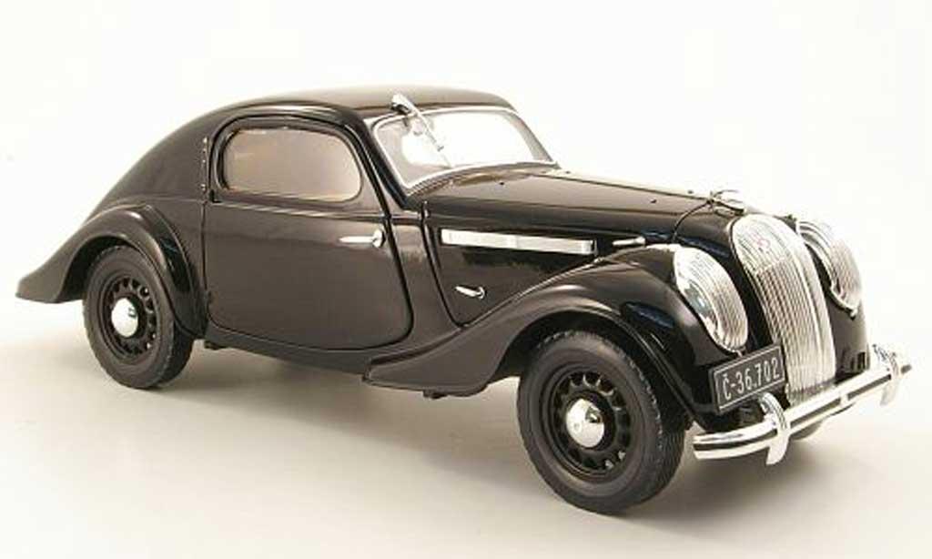 Skoda Popular Sport 1/18 Abrex Monte Carlo noire 1935 miniature