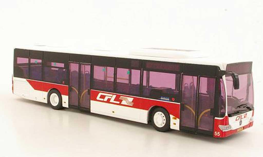 Mercedes Citaro 1/43 Rietze (E4) CFL Luxembourg miniature