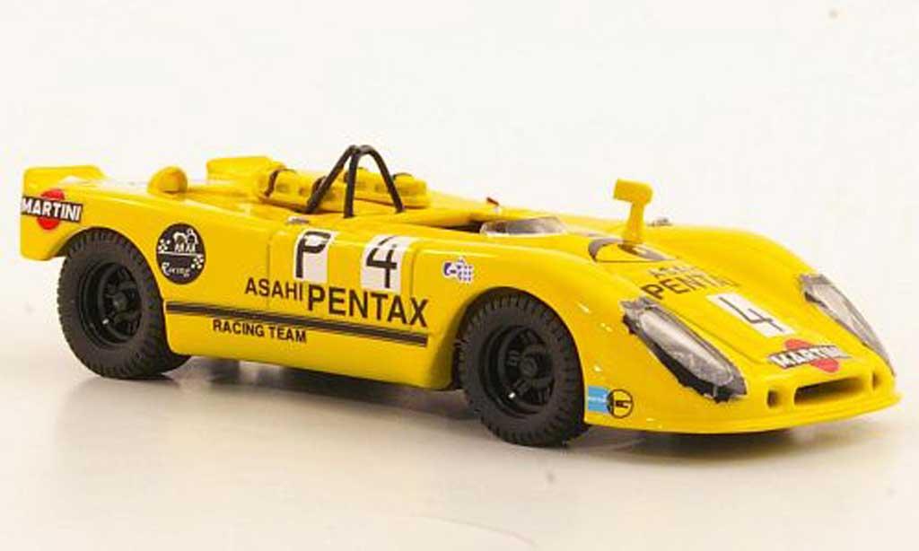Porsche 908 1970 1/43 Best No.Asahi Pentax Nurburgring diecast model cars