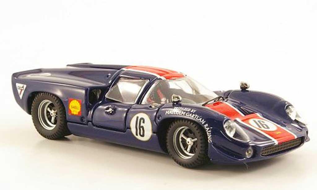 Lola T70 1969 1/43 Best Coupe No.16 B.Muir Norisring miniature