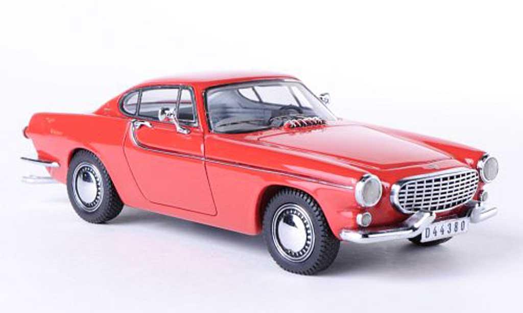 Volvo P1800 1/43 Neo Jensen rouge 1961 miniature