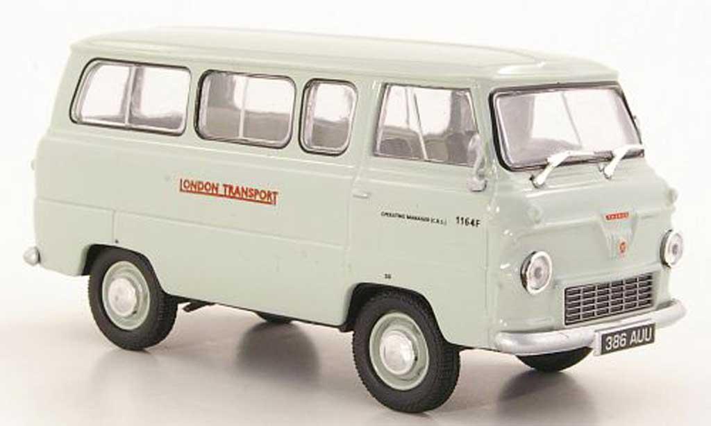 Ford 400E 1/43 Oxford London Transport RHD miniature