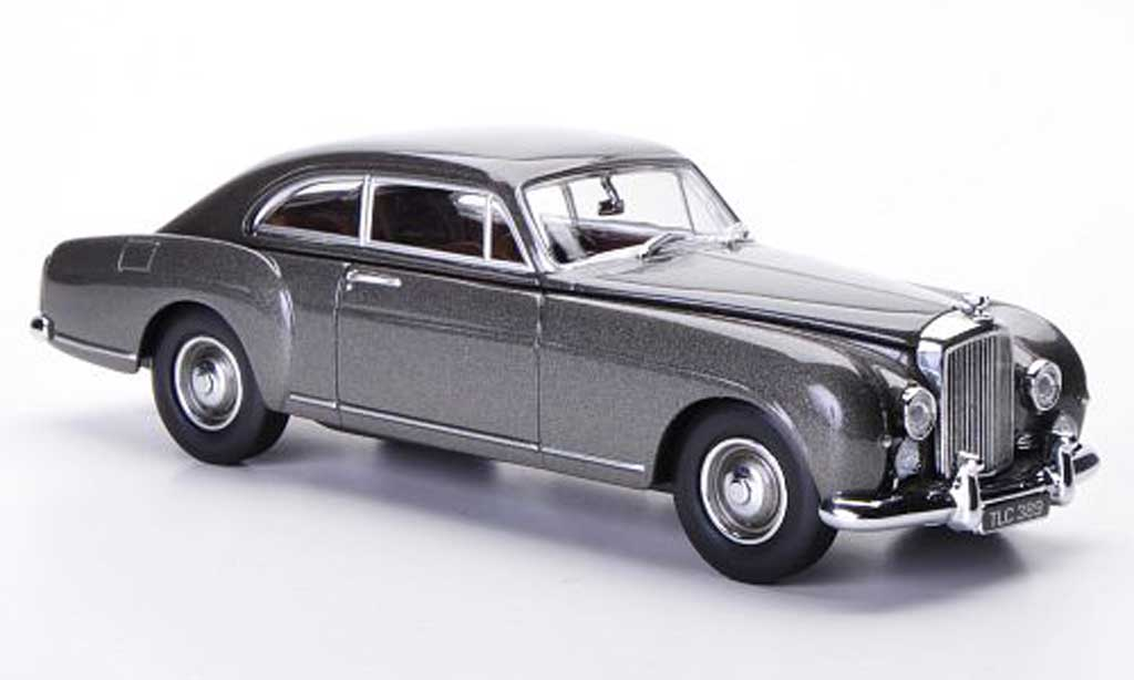 Bentley Continental S1 1/43 Oxford grise RHD miniature