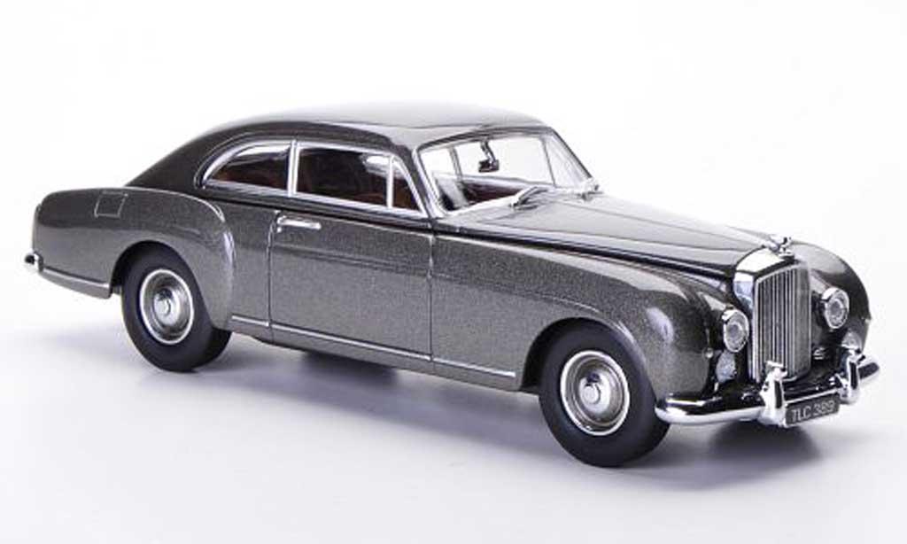 Bentley Continental S1 1/43 Oxford gray RHD diecast