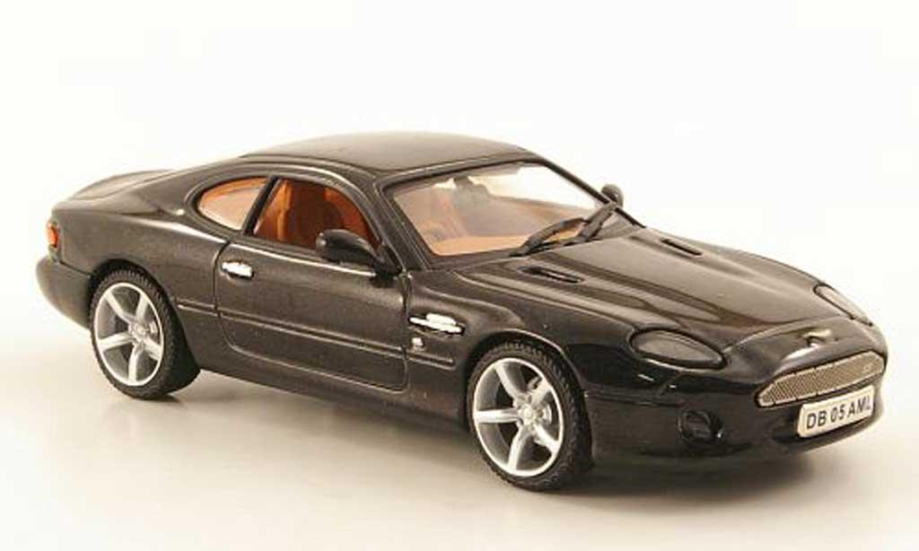 Aston Martin DB7 GT 1/43 Vitesse noire miniature