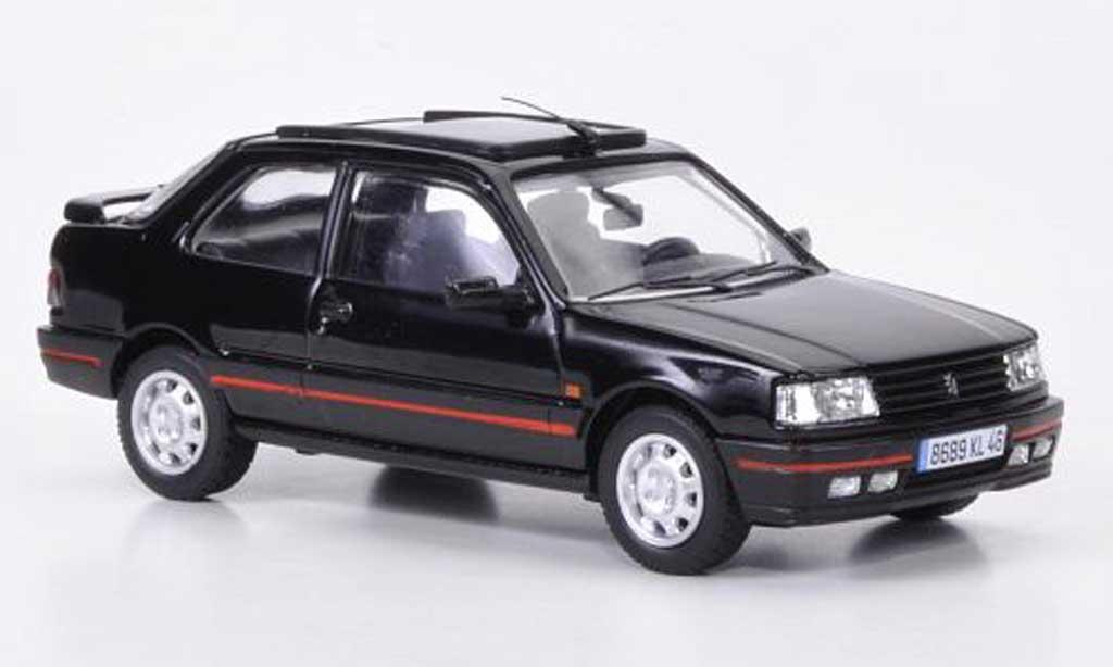 Peugeot 309 GTI 1/43 Vanguards MkII noire LHD