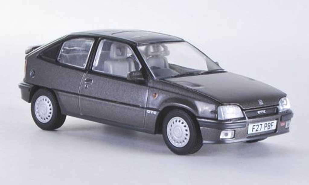 Opel Astra 1/43 Vanguards Mk2 GTE 16V grise RHD miniature