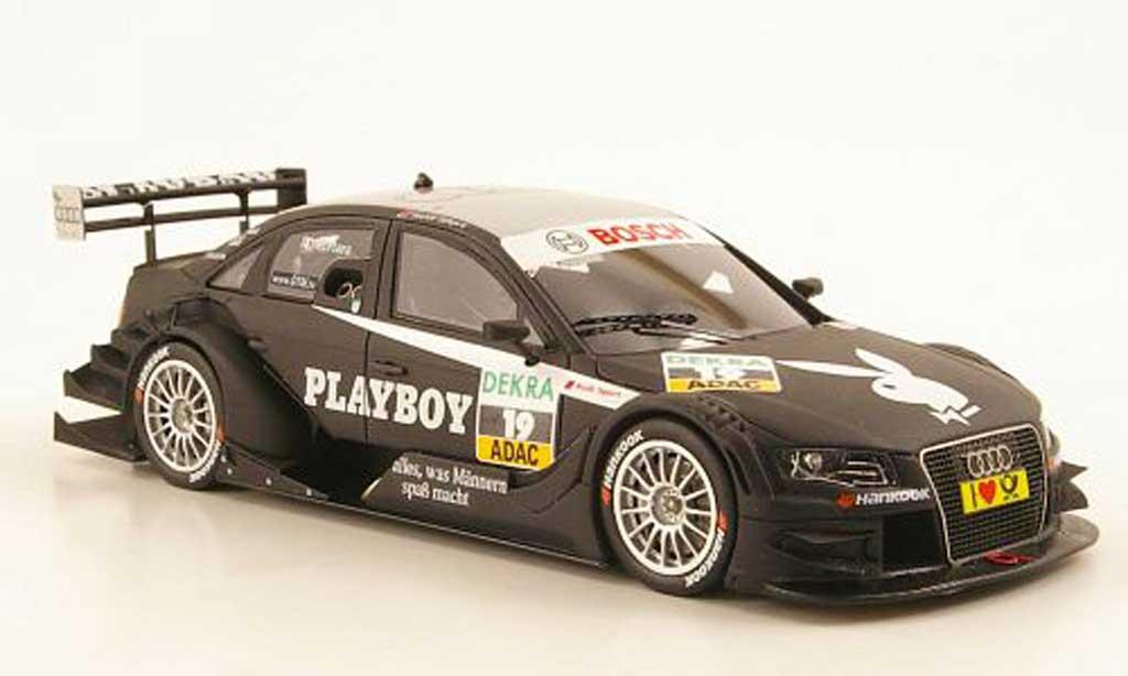 Audi A4 DTM 1/43 Spark No.19 E.Mortara Saison 2011 diecast model cars