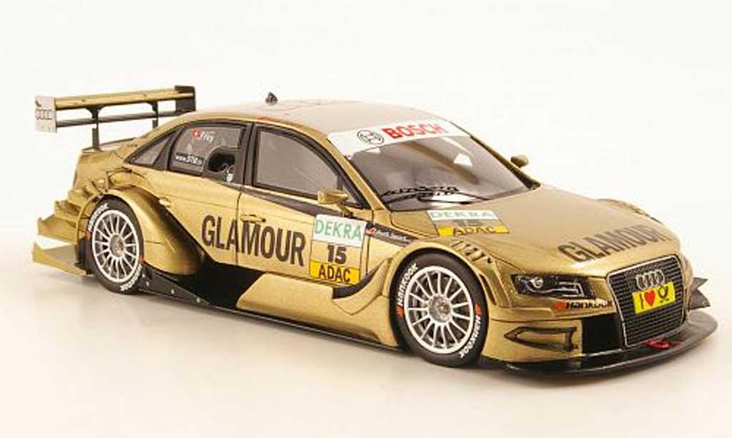 Audi A4 DTM 1/43 Spark No.15 R.Frey Saison 2011 diecast