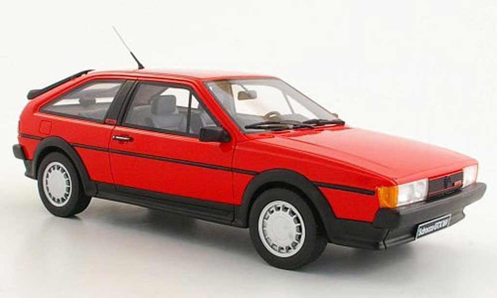 Volkswagen Scirocco 1/18 Ottomobile II GTX 16V red diecast