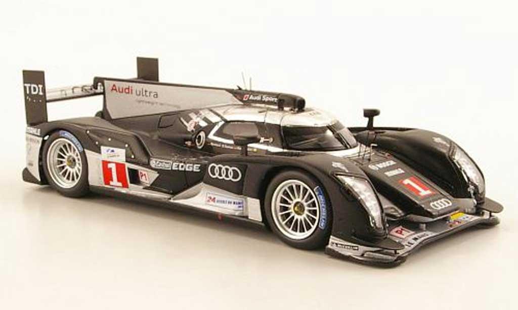Audi R18 2011 1/43 Spark 2011 TDI No.1 24h Le Mans T.Bernhard / R.Dumas / M.Rockenfeller miniature