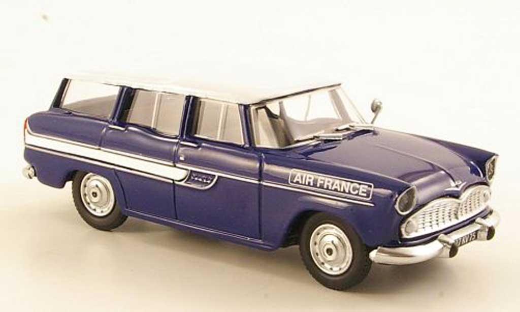 Simca Vedette 1/43 Eligor Marly Air France diecast