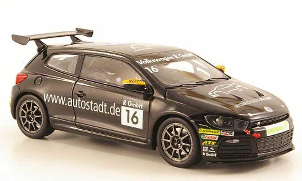 Volkswagen Scirocco R-Cup 1/43 Spark No.16 Autostadt diecast