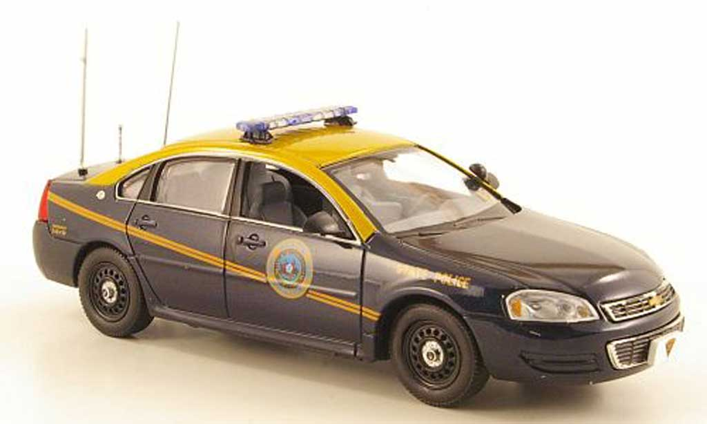 Chevrolet Impala 2011 1/43 First Response West Virginia State Police miniature
