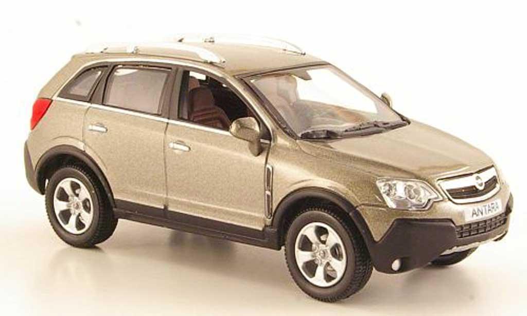 Opel Antara 1/43 Norev grise 2006