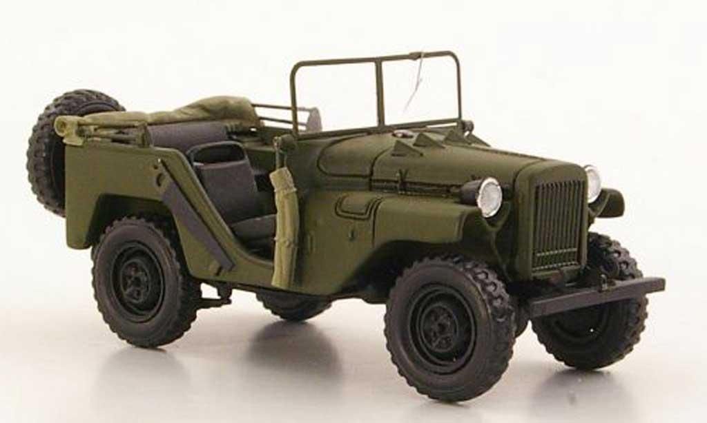 Gaz 64 1/43 DIP Models olivgrun 1941 miniature