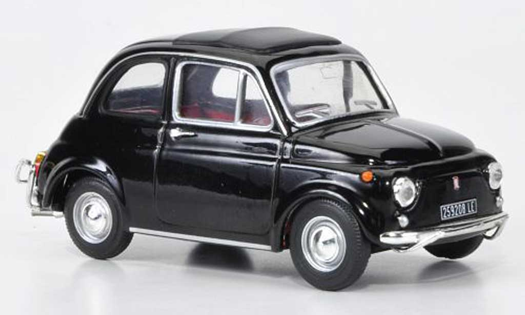 Fiat 500 L 1/43 Vitesse black 1968 diecast model cars