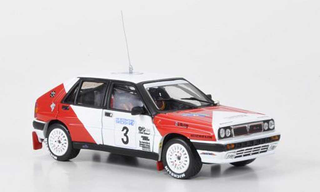 Lancia Delta HF Integrale 1/43 Vitesse No.3 Marlboro M.Ericsson/C.Billstam Rally Schweden 1989 miniature