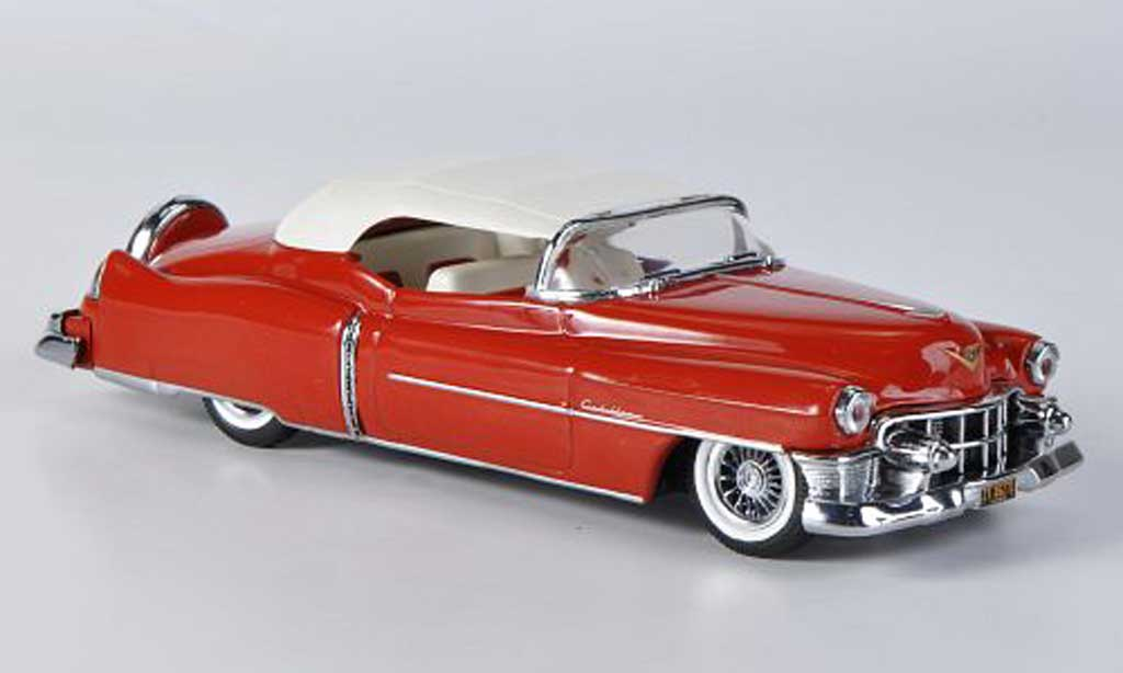 Cadillac Eldorado 1/43 Vitesse Convertible rouge/blanche 1953 miniature