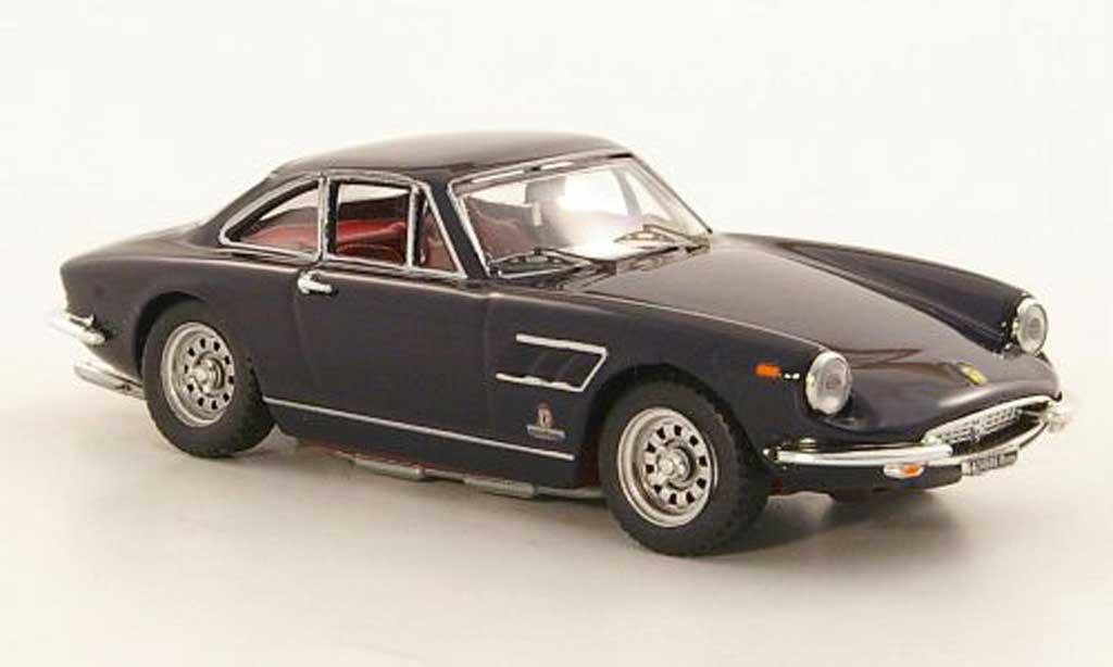 Ferrari 330 GTC 1/43 Best bleu 1966 miniatura