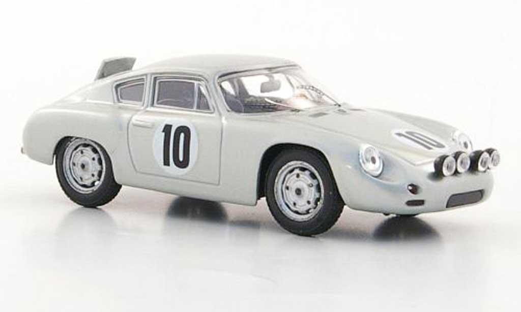 Porsche Abarth 1/43 Best No.10 Team Pablo Picasso Hospitalier / Perie Rally dos Catalunas 1965 miniatura