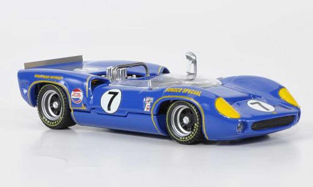 Lola T70 1966 1/43 Best Spider No.7 Sunoco M.Donohue Nassau miniature