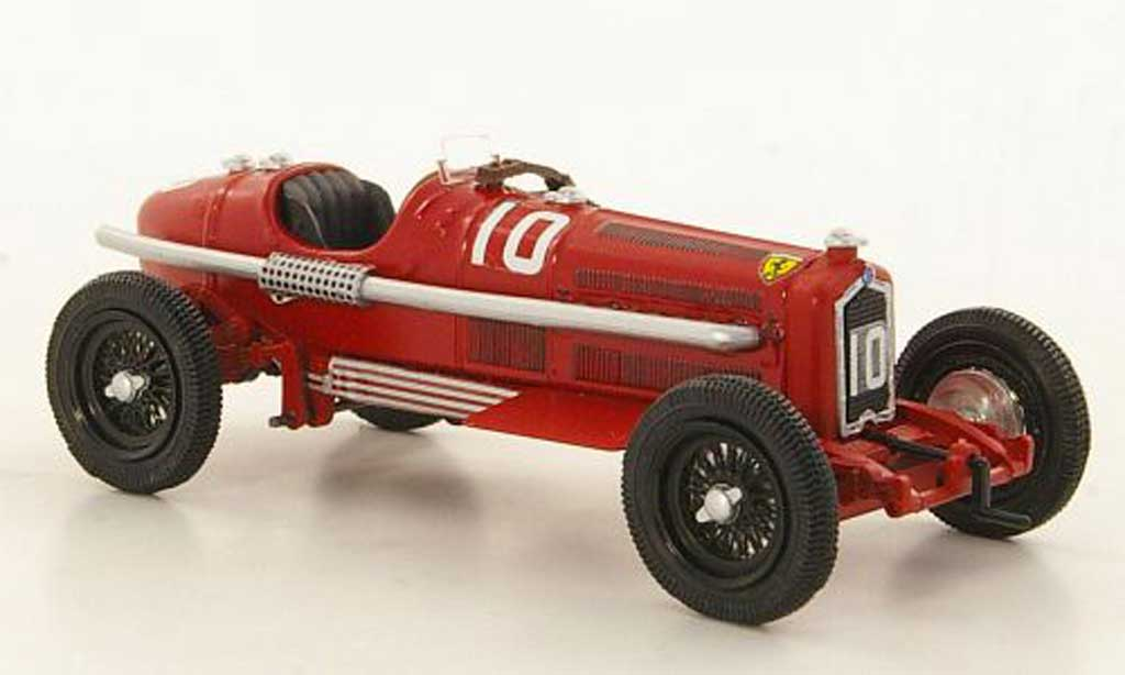 Alfa Romeo P3 1/43 Rio No.10 A.Varzi Targa Florio 1934 miniatura