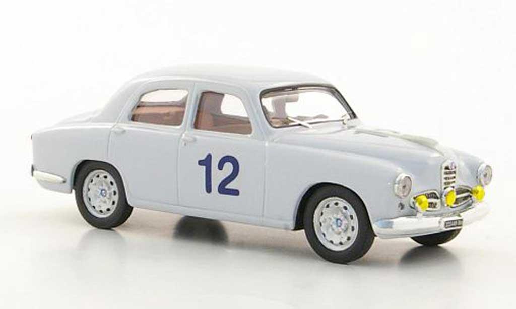 Alfa Romeo 1900 1/43 M4 Berlina No.12 Guidi / Berardi Targa Florio 1955 diecast