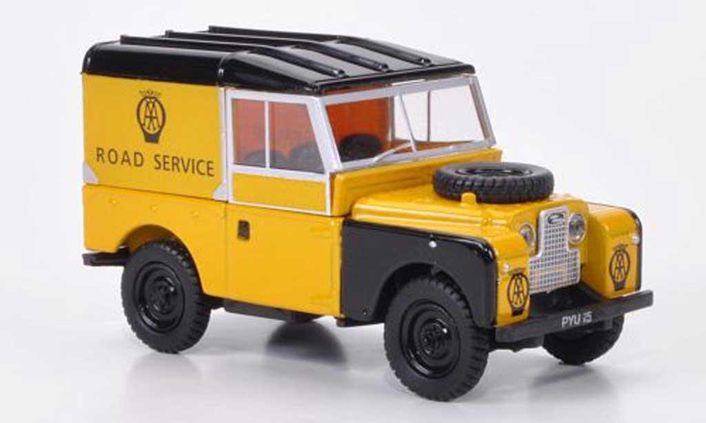 Land Rover 88 1/43 Oxford AA Road Service geschlossen miniature