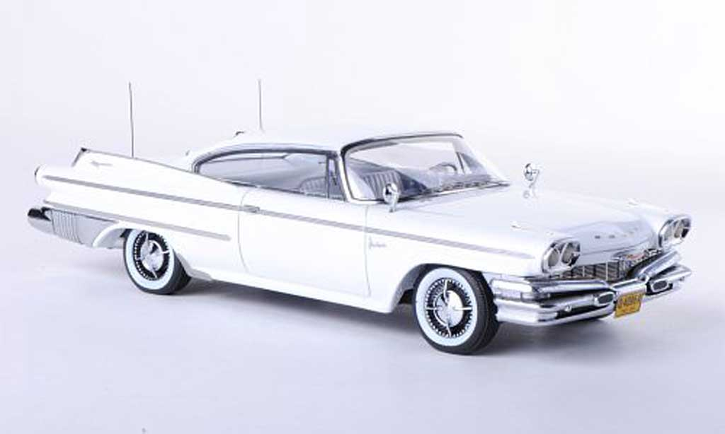 Dodge Polara 1/43 Neo 2-Door Hardtop Coupe white 1960 diecast
