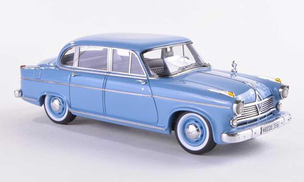 Borgward Hansa 2400 1/43 Neo Pullman bleue 1955