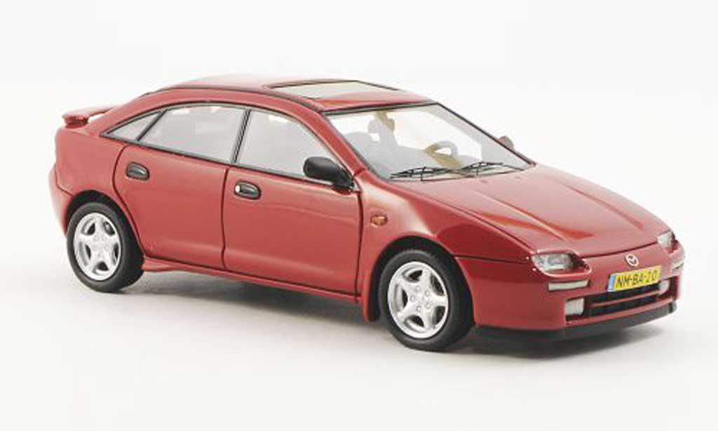 Mazda 323 1/43 Neo F (BA) MK2 rouge 1994