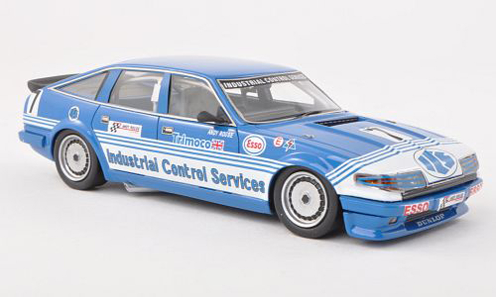 Rover Vitesse 1/43 Neo (SD1) Gr.A No.7 ICS BSCC 1984 A.Rouse diecast model cars