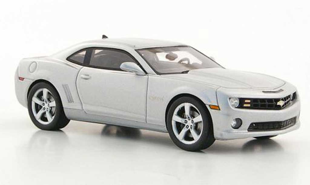 Chevrolet Camaro SS 1/43 Luxury Collectibles grise 2011 miniature