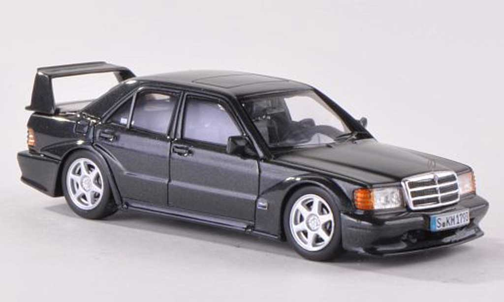 Mercedes 190 E 1/43 TrueScale Miniatures 2.5-16 VO2 anthrazit 1990 miniature