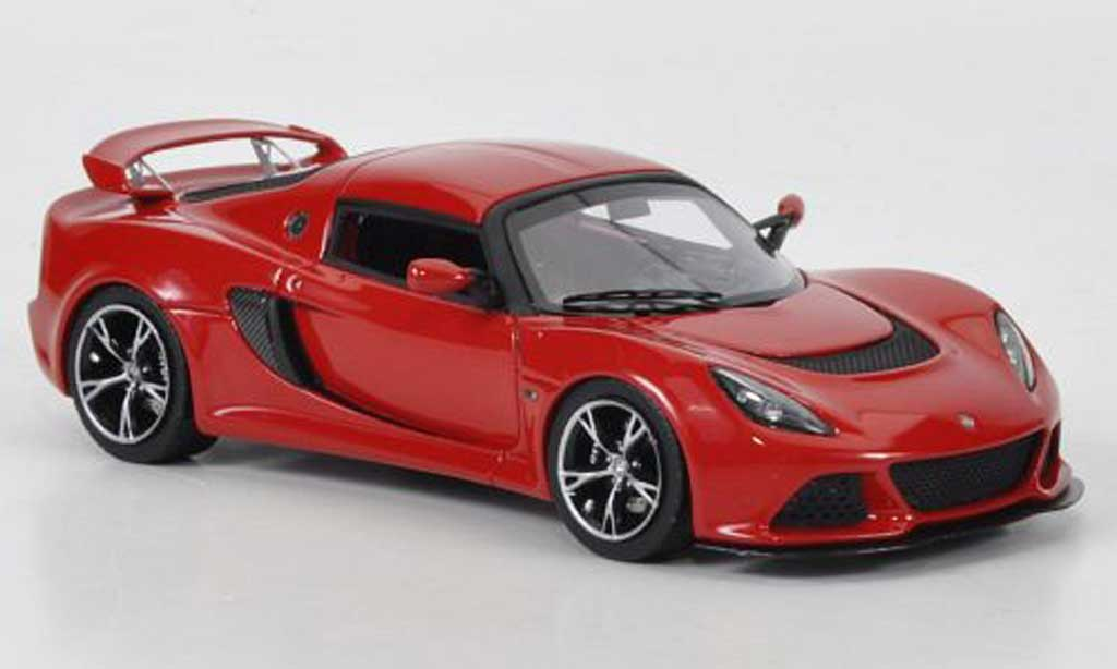 Lotus Exige 1/43 Look Smart S red diecast model cars
