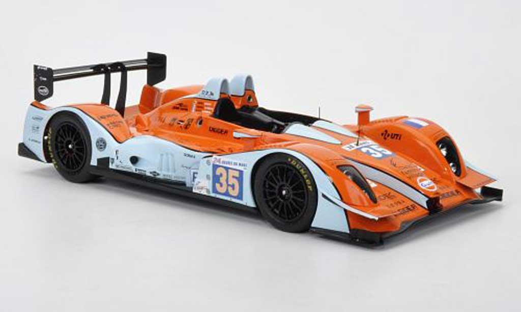 Pescarolo 2011 1/18 Spark Judd No.35 OAK Racing A.Barlesi/F.Da Rocha 24h Le Mans miniature