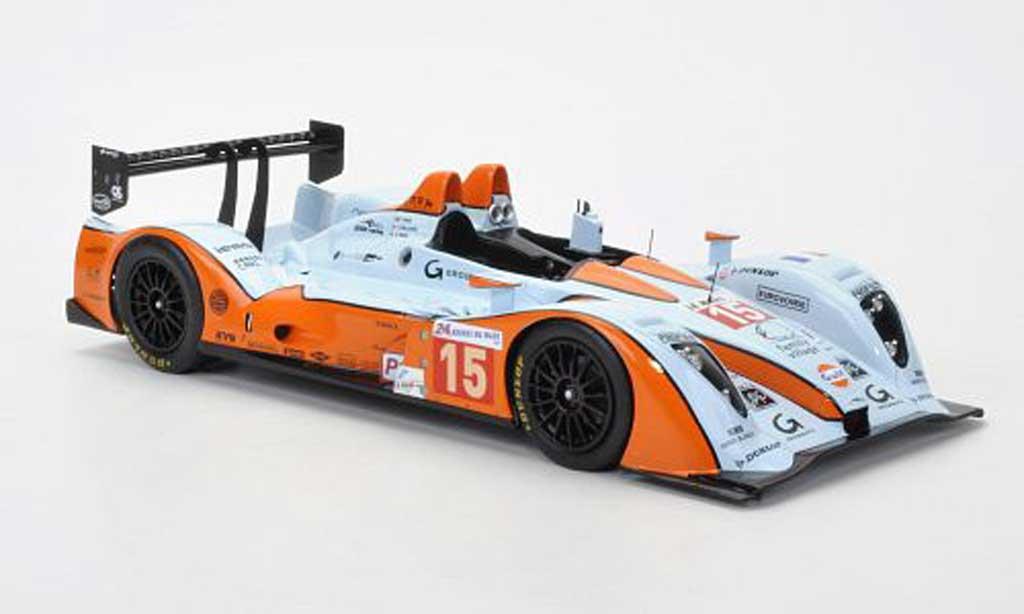 Pescarolo 2011 1/18 Spark Judd No.15 OAK Racing G.Moreau/P.Ragues/T.Monteriro 24h Le Mans miniature
