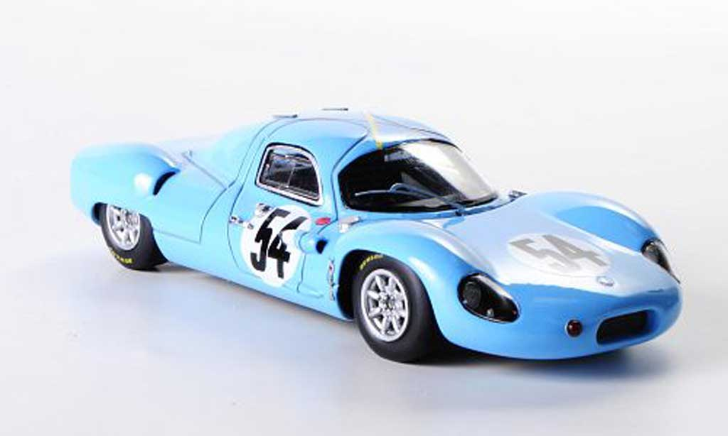Costin Nathan 1/43 Spark GT No.54 R. / M.Beckwith 24 Le Mans 1967 miniature