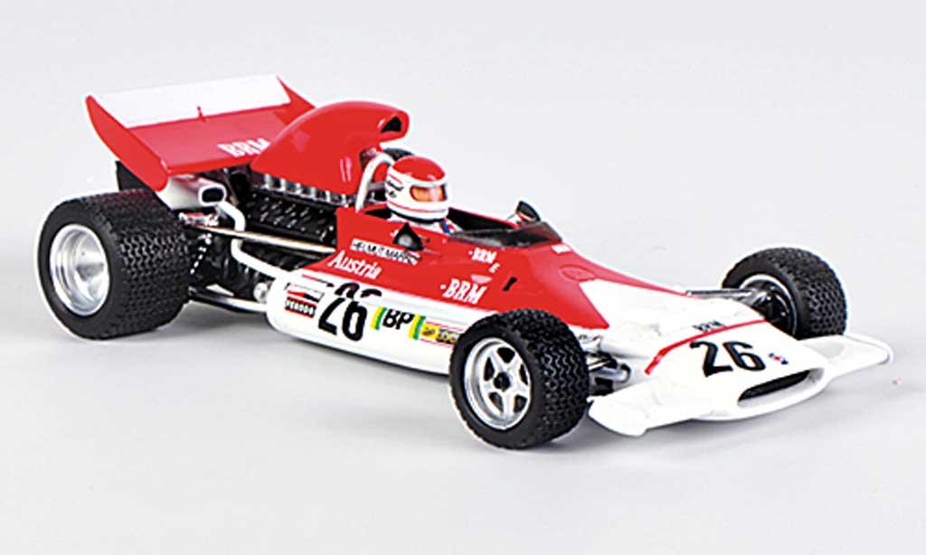 Brm P153 1972 1/43 Spark No.26 Marlboro H.Marko GP Monaco