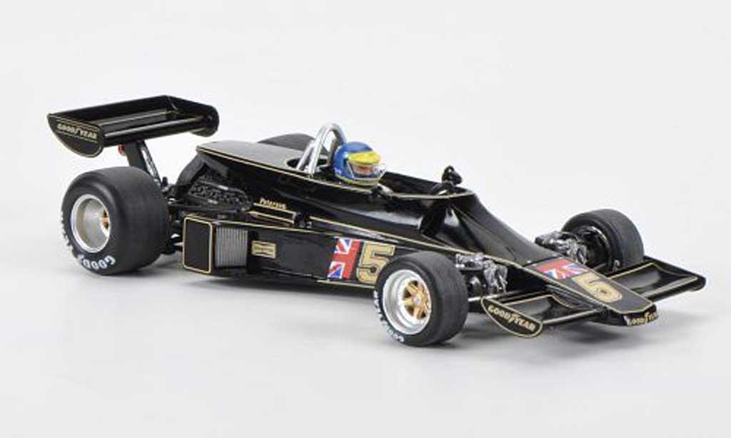 Lotus F1 1976 1/43 Spark 1976 77 No.5 Team R.Peterson GP Brasilien 1976