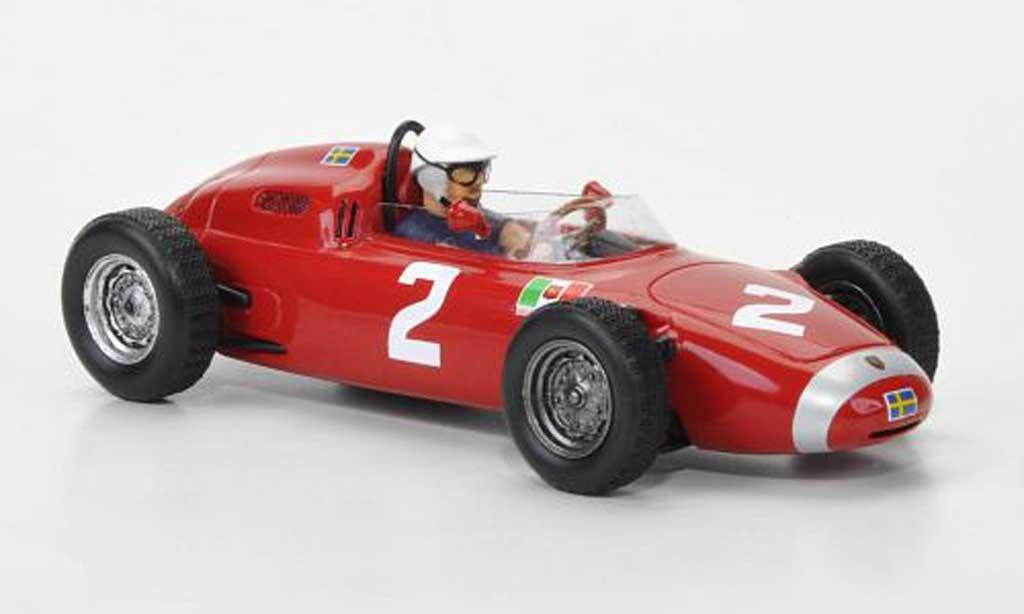 Porsche 718 1/43 Spark 1962 No.2 J.Bonnier GP Monaco miniature