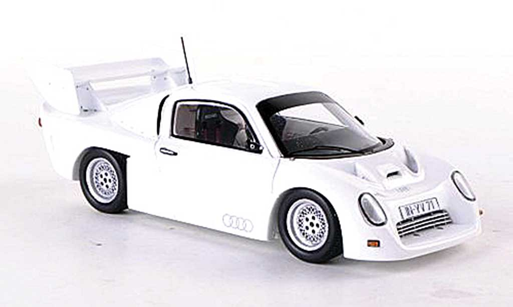 Audi Quattro 1/43 Spark Gr.S Prougeotyp 1986 miniature