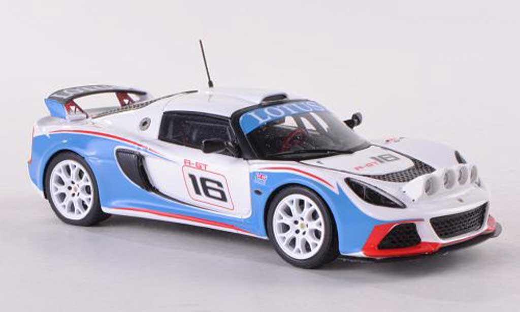 Lotus Exige 1/43 Spark R-GT No.16 2011 miniature
